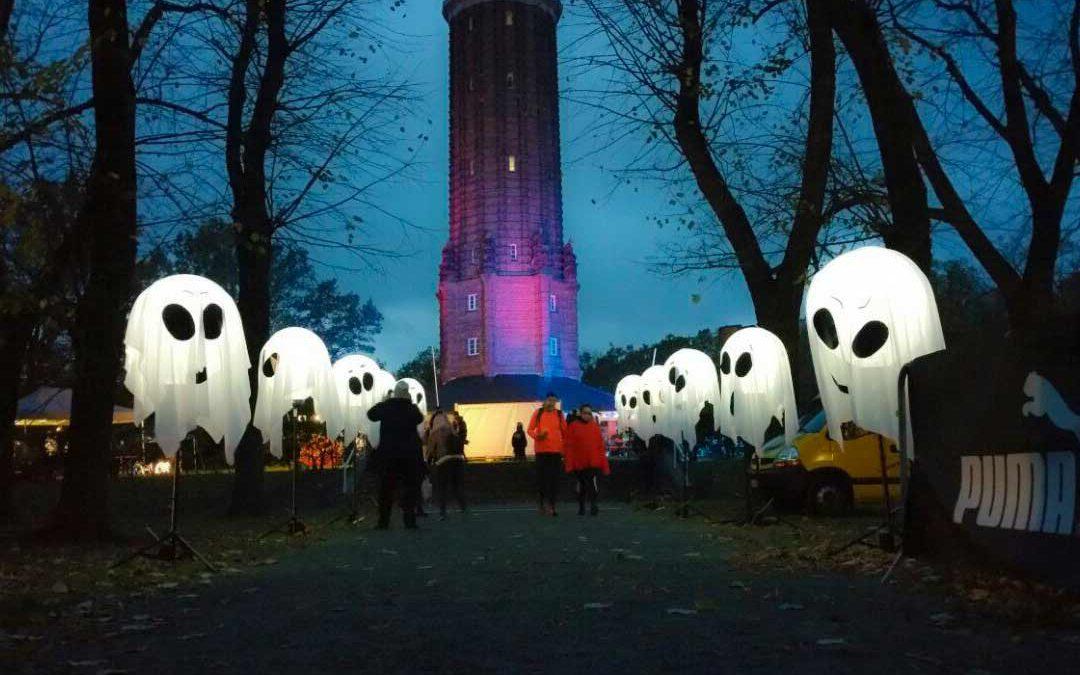 Wie man mit Leuchtballons dekorative Momente schafft